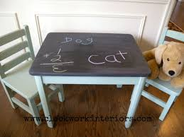 Child's Table And Chair Makeover With Chalkboard And Milk Paint In ... Paint Projects Rustoleum Milk Vs Chalked Sarah Joy Blog This Beautiful Coffee Table Was Painted In Millstone Milk Paint 101 Surface Prep Miss Mustard Seed Pating With Old Barn Vintage Mirror White Picket Diy Blogger Archives Honey Bettshoney Betts Chalk Mud High Back Upholstered Ding Chairs Monday The Tasured Home Bright Green Entryway Makeover Salvage Gilbert 116 Year Part 2 Finish Review Of Rustoleum Beauty For Ashes Loving General Finishes Lamp Black Sadie At South End Mcm Surfboard Table Old Fashioned In Pitch Black
