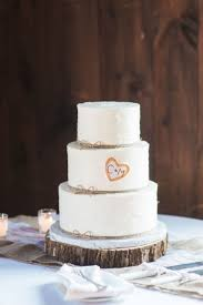 Rustic Wedding Cake Base