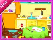 Sisis Messy Room Kitchen Decor