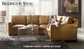 Bradington Young Leather Sofa Ebay by Bradington Young Tehranmix Decoration