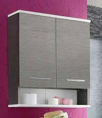 schildmeyer hängeschrank rhodos breite 60 cm verstellbarer einlegeboden metallgriffe 1 offenes fach 2 türen