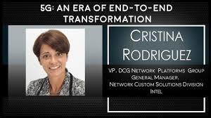 100 Cristina Rodriguez 5G An Era Of Endto End Transformation