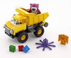 100 Lego Dump Truck Amazoncom LEGO Toy Story 3 Set 7789 Lotsos Toys Games