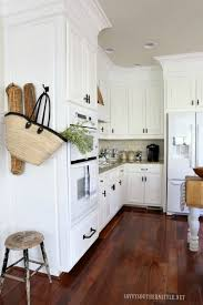 Santos Mahogany Flooring Home Depot by Savvy Southern Style The Kitchen Reveal Take Two Santos