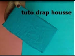 fabriquer une housse de canapé tuto couture drap housse