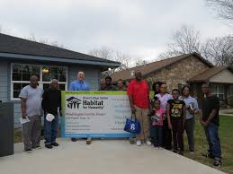 Pumpkin Patch College Station Tx by Washington Family Home Dedication Bcs Habitat For Humanity