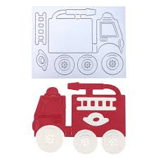 Fire Truck Stitching DIY Metal Stencil Scrapbook Craft Cutting Die ... Inch Of Creativity The Day After 10 Best Firefighter Theme Preschool Acvities Mommy Is My Teacher Fire Truck Cross Stitch Pattern Digital File Instant Wagon Crafts Pinterest Trucks And Craft Bedroom Bunk Bed For Inspiring Unique Design Ideas Black And White Clipart Box Play Learn Every Sweet Lovely Crafts Footprint Fire Free Download Best In Love With Paper Shaped Card Truck