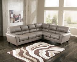 Grey Leather Sectional Living Room Ideas by Gray Leather Sectional Sofas Fashionable Leather Sectional Sofas