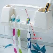 toothbrush box spy camera