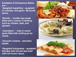 classical cuisine classical menu