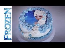 frozen torte i elsa die eiskönigin torte i frozen birthday
