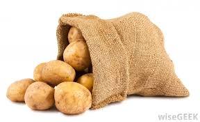A Bag Of Russet Potatoes