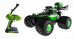 Fingerhut - CIS 1:28 Scale Remote-Controlled Monster Truck - Green Rc Brushless Electric Truck 110 Pro Top2 Lipo 24g 88042 Monster On The Radio Control Youtube Large Remote Kids Big Wheel Toy Car 24 Hsp 94186 Pro 116 Scale Power Off Road 24ghz 4wd High Speed Racing Truggy 2016 Year Of Gizmo Rakuten Ibot Road Arrma Kraton 6s V2 Blx Grn 18 Brusless Redcat Volcano18 118 Mons Rc Dart Shooting Transforming Buy 143 Llfunction Jam Mini Best Axial Smt10 Maxd Offroad 4x4
