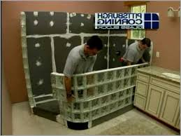 ready to tile shower pan 盪 fresh seattle glass block shower