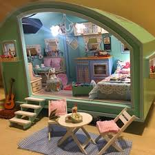 Only US4399 Buy Best Cuteroom DIY Wooden Dollhouse