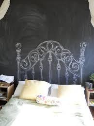 Astounding Diy Wall Headboard Contemporary Best idea home design