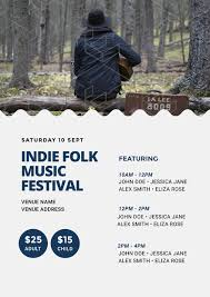Indie Folk Music Festival
