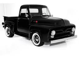 100 55 Ford Truck For Sale 19 Pickup For ClassicCarscom CC1109028