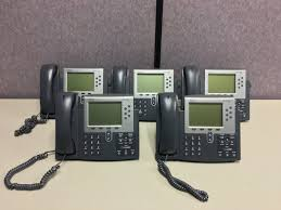 Lot 5) Cisco IP Phone 7900 Series CP-7962G VoIP Business Phone ... Business Phone Systems From Sims Phoenix Arizona Services Voip Phone Wikipedia Telephone Telesystems Communications Company Cisco 7961g Cp7961g Ip Desktop Display Linksys Spa962 Poe 6line Benefits How Is It Advantageous To Your Run Dlj Telecom New And Refurbished Telecommunication Sl1100 Smart Communications For Small Business Ip2speech Service Youtube Voice Over Phones Analog Vs Starchtelcoms Blog