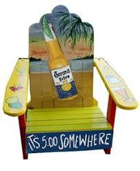 Custom Painted Margaritaville Adirondack Chairs by Hand Painted Adirondack Chair Shark By Hopelessromanticshop