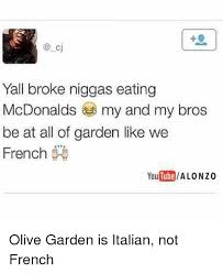 Cj Yall Broke Niggas Eating McDonalds My and My Bros Be at All of