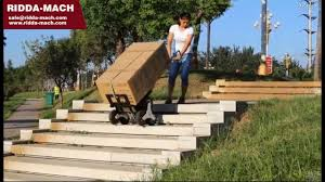 2017 New Stair Climbing Hand Truck For Sale - YouTube