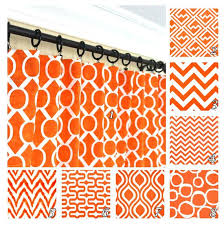 Orange Black Out Curtains Like This Item Orange And Black Kitchen