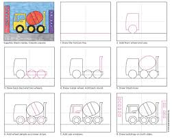 Cement Truck | Cement, Pdf And Tutorials How To Draw A Pickup Truck Step 1 Cakepinscom Projects Scania Truck By Roxycloud On Deviantart Youtube A Simple Art For Kids Fire For Hub Drawing At Getdrawingscom Free Personal Use To Easy Incredible Learn Cars Coloring Pages Image By With Moving