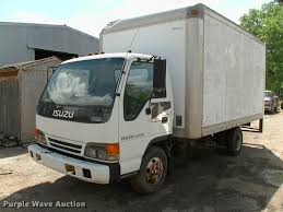 100 Npr Truck 1997 Isuzu NPR Box Truck Item L3091 SOLD June 13 Paveme