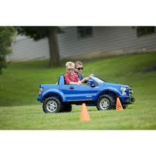 Power Wheels Ford F-150 12-Volt Battery-Powered Ride-On - Walmart.com
