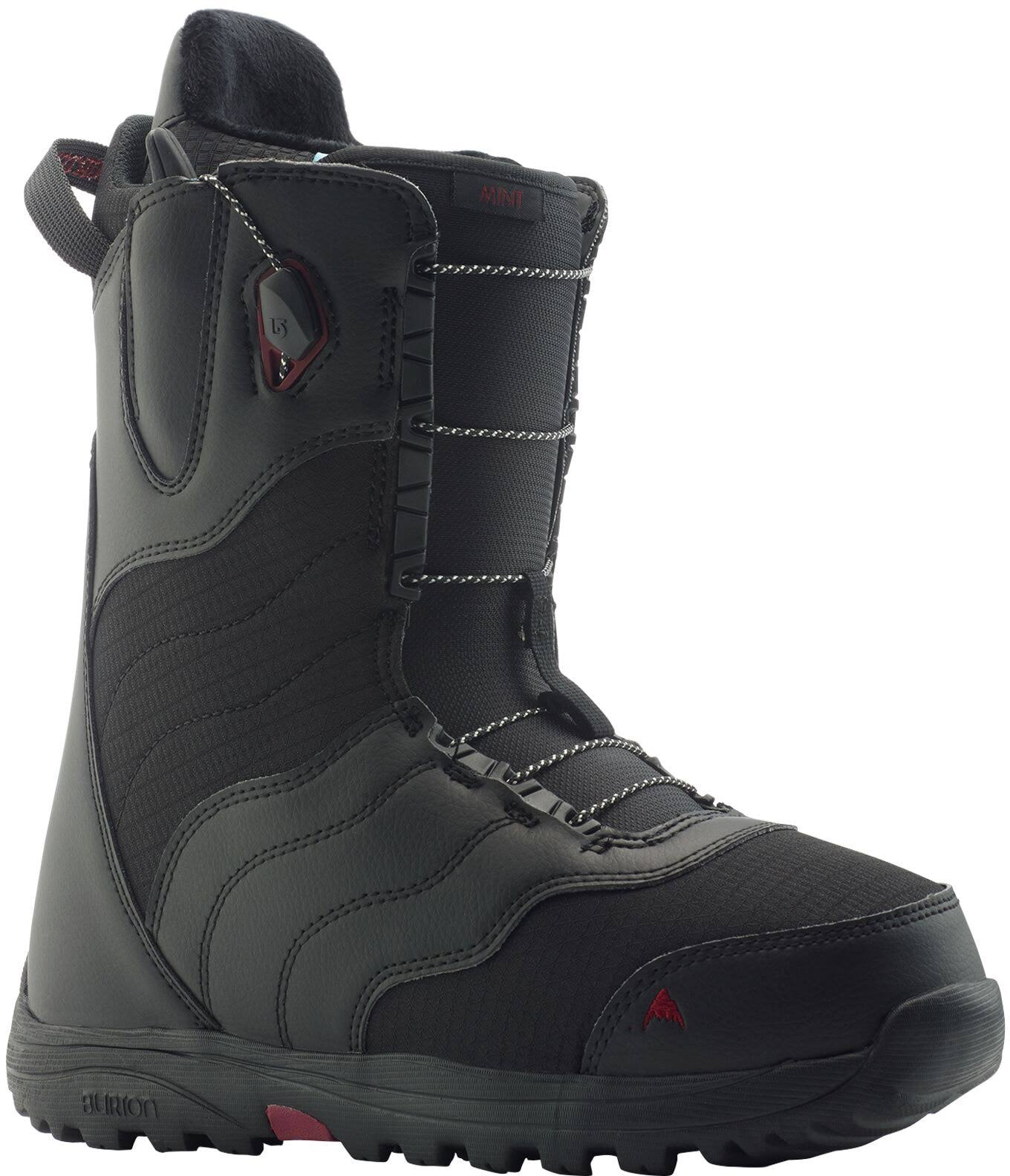 Burton Mint Snowboard Boot - Women's Black, 6.5