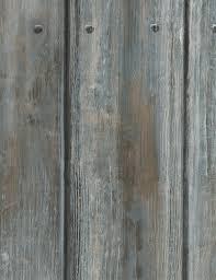 Rustic Lodge Timber Panel Wallpaper