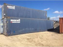 100 Shipping Containers 40 0 A Plus Sea Cell High Cube For Sale In Opa Locka FL Equipment Trader