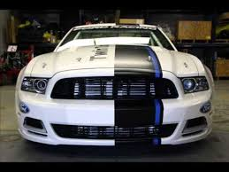 2013 Ford Mustang Twin turbo Cobra Jet Best of SEMA 2012 2014