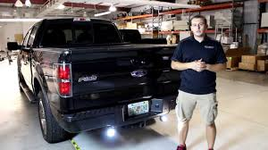 100 Lights For Trucks Backup Auxiliary Lighting Kit Installation Fits All Truck SUVs