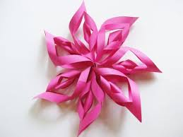 How To Make A Paper Starburst