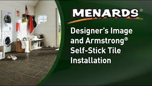 Menards 3 Drain Tile by Armstrong Banbury 12