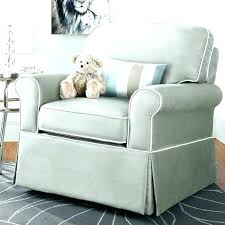 Grey Nursery Glider Chair S Zoey Grey Nursery Swivel Glider