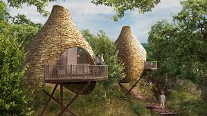 100 Modern Tree House Plans Types Of S Architecture Denver Futuristic Eco Forest