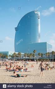 100 W Hotel In Barcelona Spain ViewbeachEclipsebar Hotel