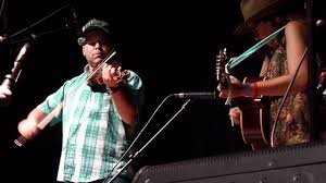 Clifftop 2015 Fiddle Finals: Henry Barnes, Tune
