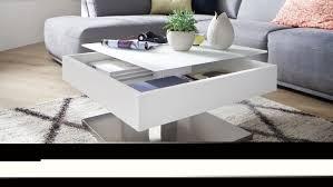 couchtisch mariko beistelltisch wohnzimmertisch in weiß matt