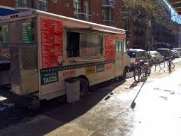 100 Korean Taco Truck Nyc NYC King Corner Of Bleecker Thompson Greenwich