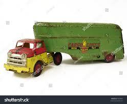100 Semi Truck Toy Antique Stock Photo Edit Now 1078494