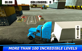 100 Truck Parking Games American 3D Play Free Online Arcade At