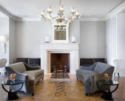 Hollywood Regency Montecito Midcentury Living Room