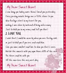 Love Letters To Him From Her