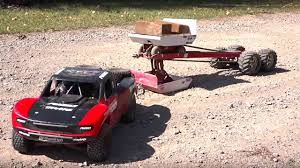 100 Rc Pulling Truck SUPER FAST TRAXXAS UDR PULLS The JUDGE Weight Sled 30 FT Tractor