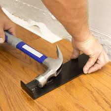 Long Floor Staple Remover by How To Install An Engineered Hardwood Floor