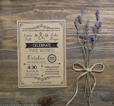 Printable DIY Wedding Templates